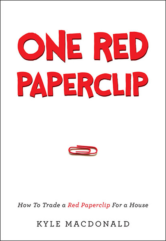 red paper clip trade
